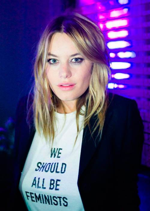 Camille Rowe - Dior celebrates Poison Girl in January 2017