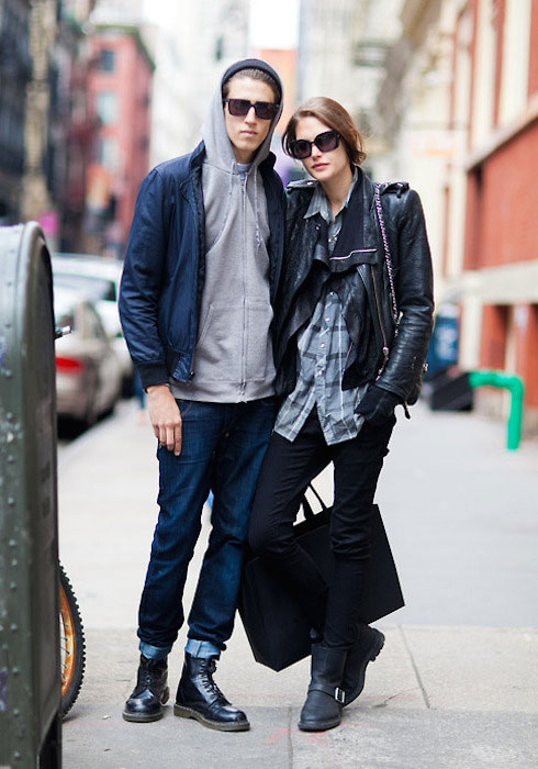 Catherine McNeil and Miles Langford