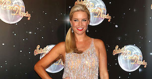 Denise van Outen Diet Plan and Workout Routine