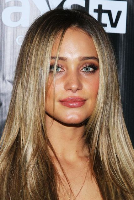 Hannah Davis for DirecTV Super Saturday Night in New York in February 2014