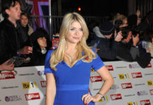 Holly Willoughby workout and diet