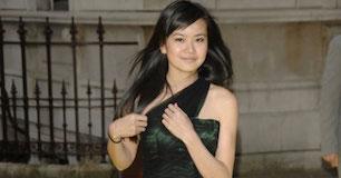 Katie Leung Height, Weight, Age, Body Statistics