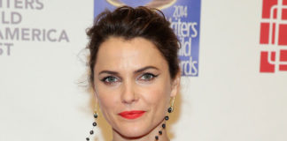 Keri Russell 2014 Writers Guild East Coast Ceremony