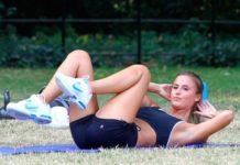 Lucy Watson exercise