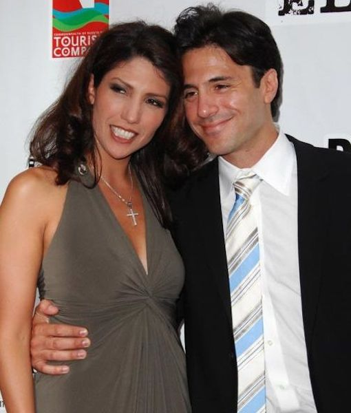 Lynda Lopez and Adam Goldfried
