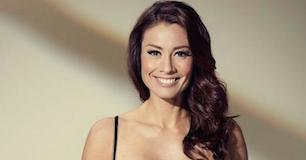 Melanie Sykes Height, Weight, Age, Body Statistics