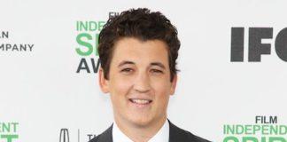 Miles Teller at 2014 Film Independent Spirit Awards.