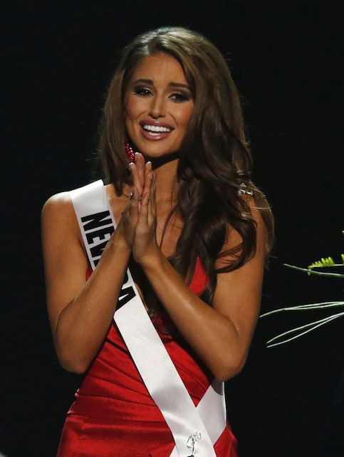 Miss Nevada USA Nia Sanchez