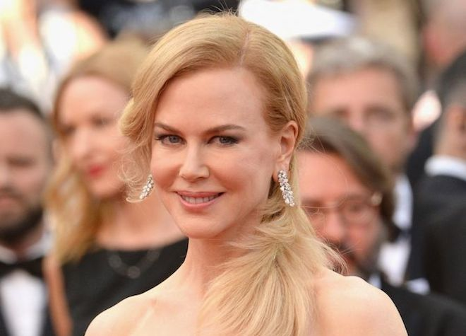 Nicole Kidman at 2014 Cannes Film Festival Opening