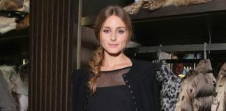 Olivia Palermo at Moncler Paris Fashion Week Spring 2014