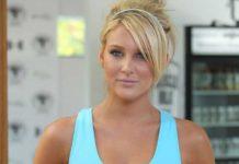 Stephanie Pratt workout routine and diet plan