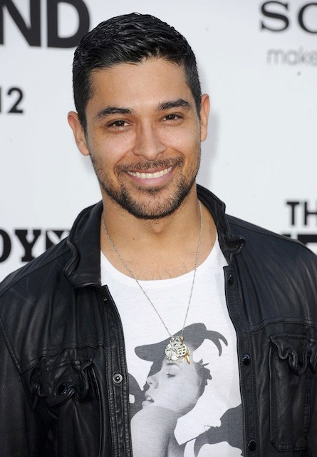 "Wilmer Valderrama during the premiere of ""This is The End"""