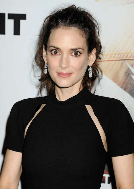 Winona Ryder at Homefront Premiere