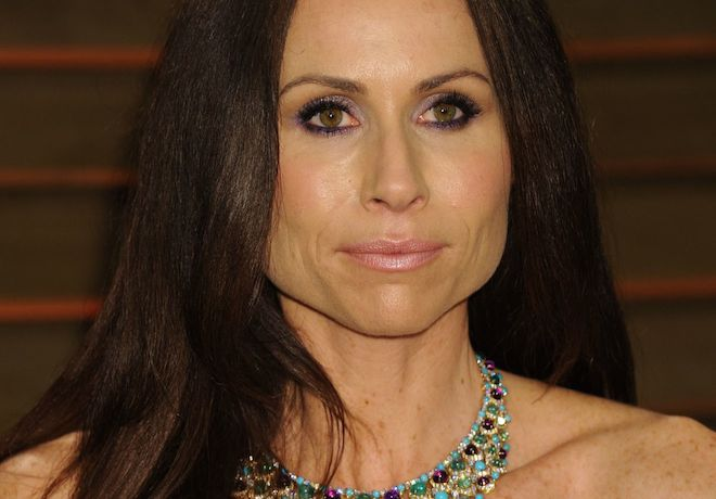 minnie driver height and weight