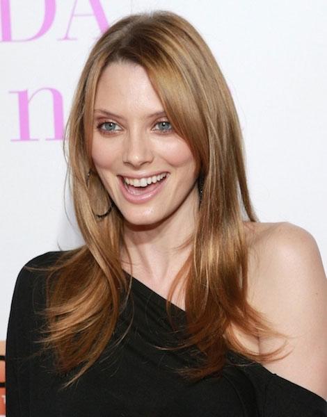 April Bowlby face closeup