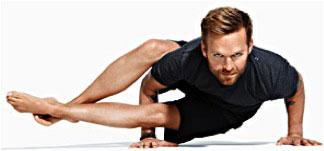 Bob Harper doing exercise