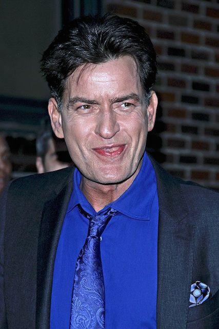 Charlie Sheen 2014