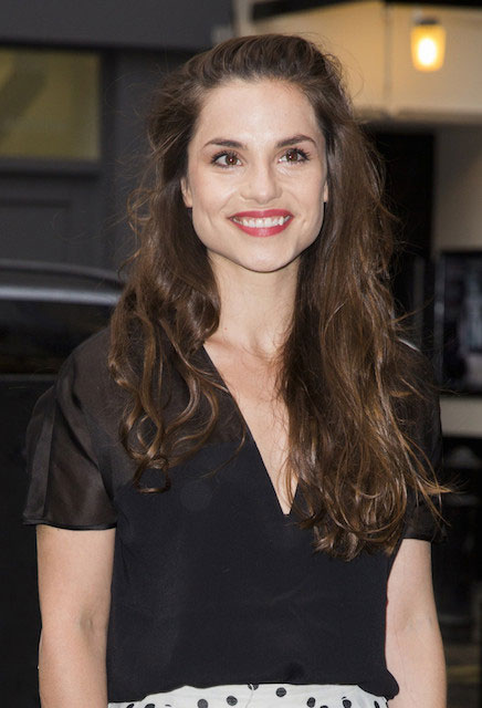 Charlotte Riley at 'The Curious Incident of the Dog in the Night Time' Press Night.