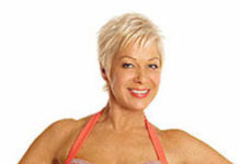 Denise Welch fab