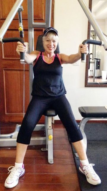 Denise Welch Dramatic Weight Loss