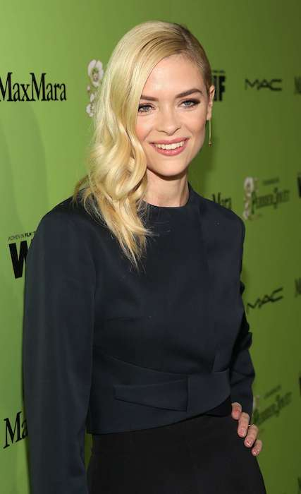 Jaime King at 2014 Women In Film Pre-Oscar Cocktail Party.