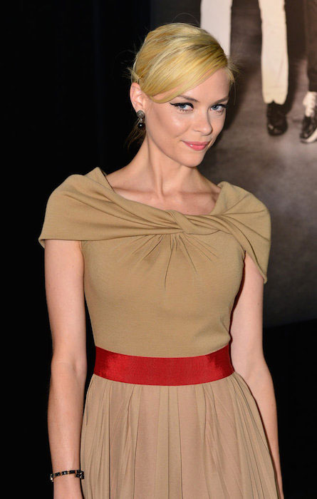 Jaime King attended Lexus Laws Attraction Art Exhibition at San Francisco.