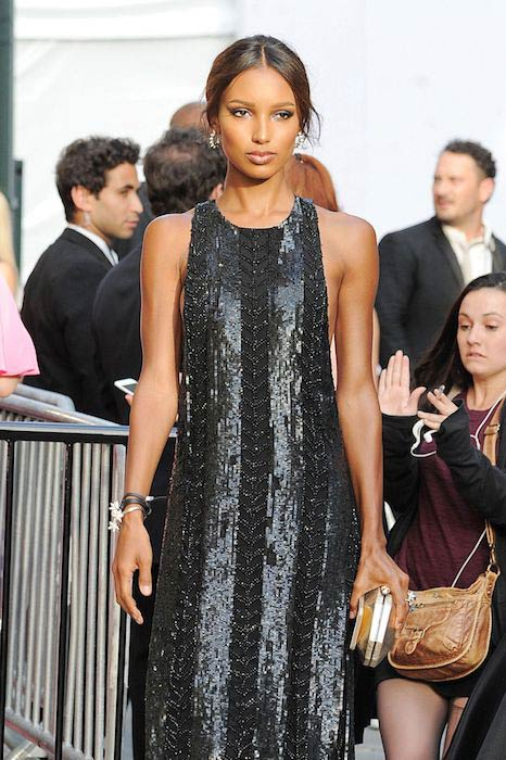 Jasmine Tookes at 2016 CFDA Awards