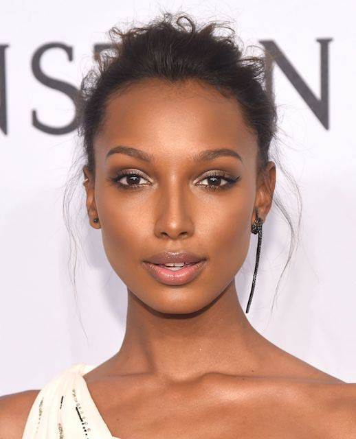 Jasmine Tookes at 2016 amfAR New York Gala