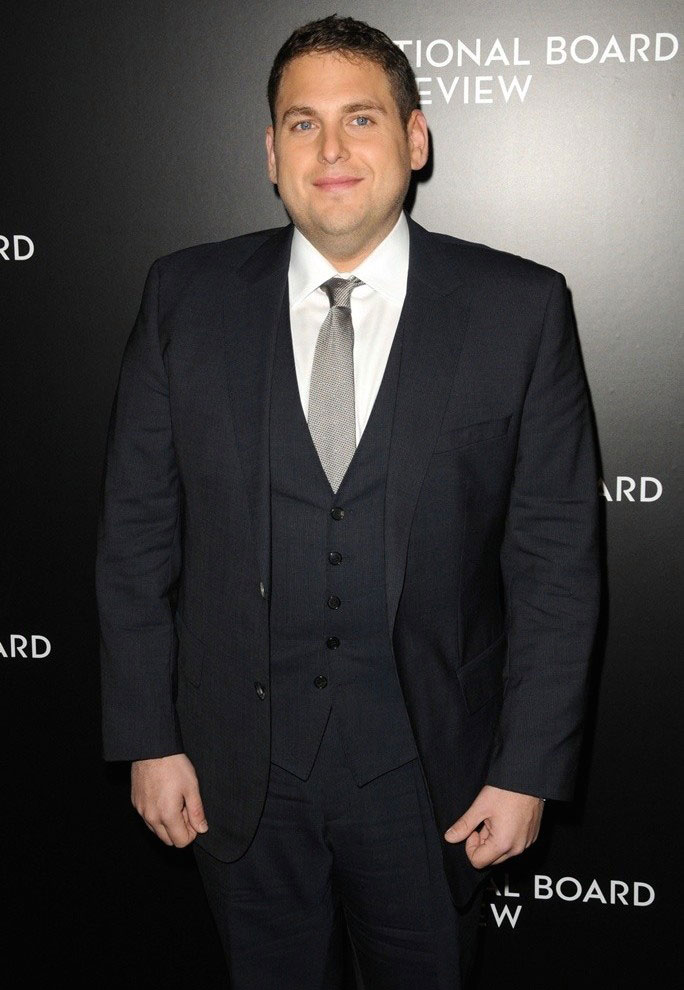 Jonah Hill at 2014 National Board of Review Awards Gala.