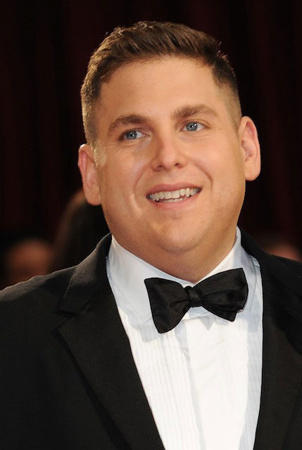 Jonah Hill at the 86th Annual Academy Awards