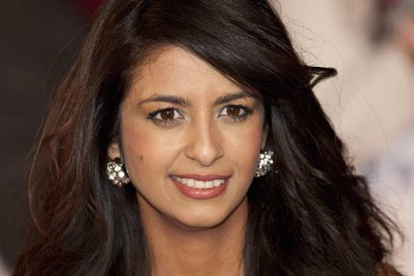 Konnie Huq face closeup