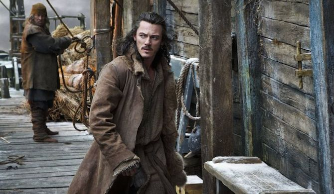 Luke Evans Diet and Workout for The Hobbit