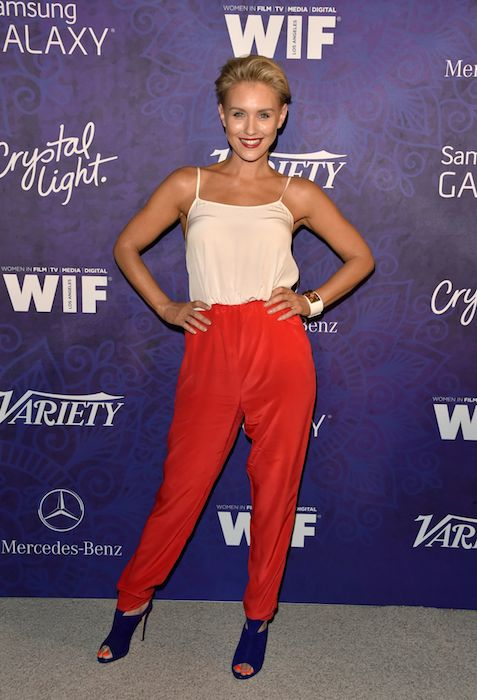 Nicky Whelan - Variety and Women in Film Emmy 2014 Nominee Celebration in West Hollywood.