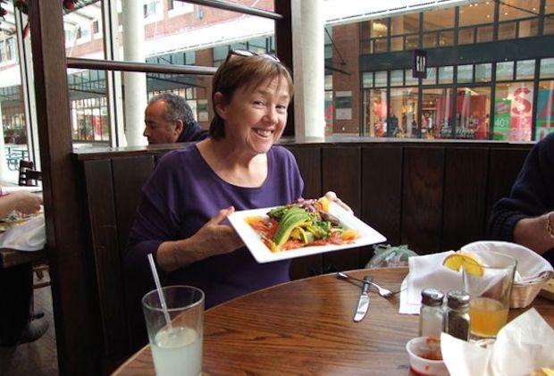 Pauline Quirke diet