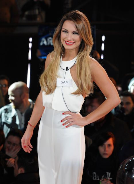 Sam Faiers entered the Celebrity Big Brother House on January 3, 2014