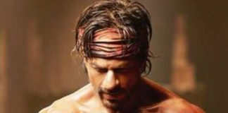 Shahrukh Khan's Eight Pack Abs