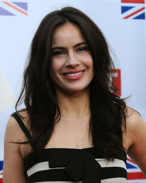 Sophie Winkleman during Great British Film Reception