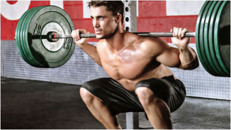 Squats - an essential exercise for your body
