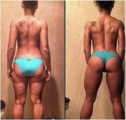 Squats transformation