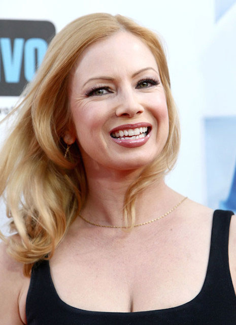 Traci Lords during 2nd Annual List Awards Arrivals.