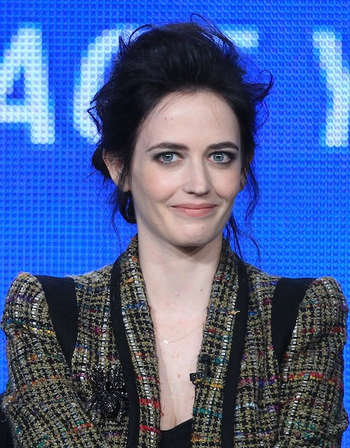 Eva Green at 2014 Winter TCA Tour in Pasadena.