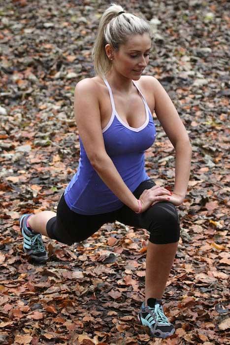 Gemma Merna workout