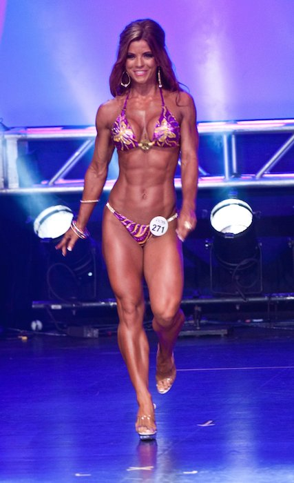 Jen Jewell ripped body