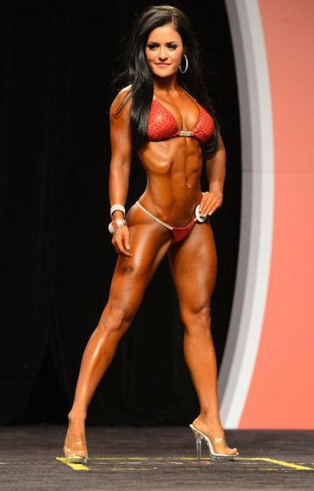 Jessica Arevalo body