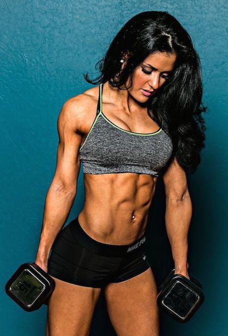 Jessica Arevalo bodybuilding