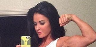 Jessica Arevalo hot body