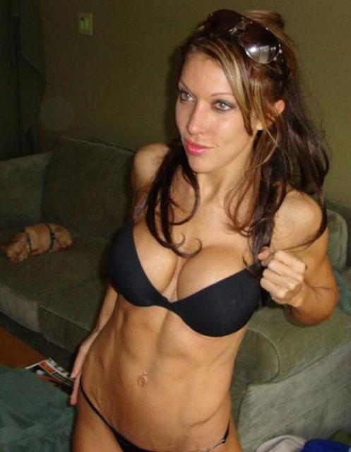 Laura Harris boobs