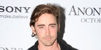 Lee Pace hot