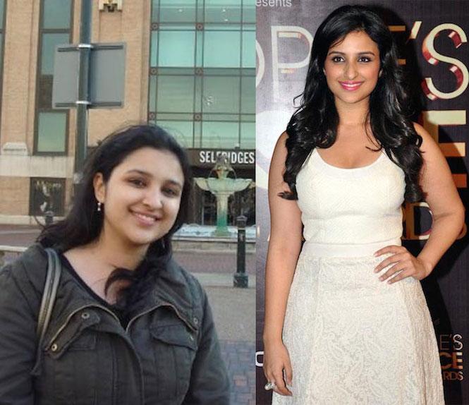 Parineeti Chopra weight loss