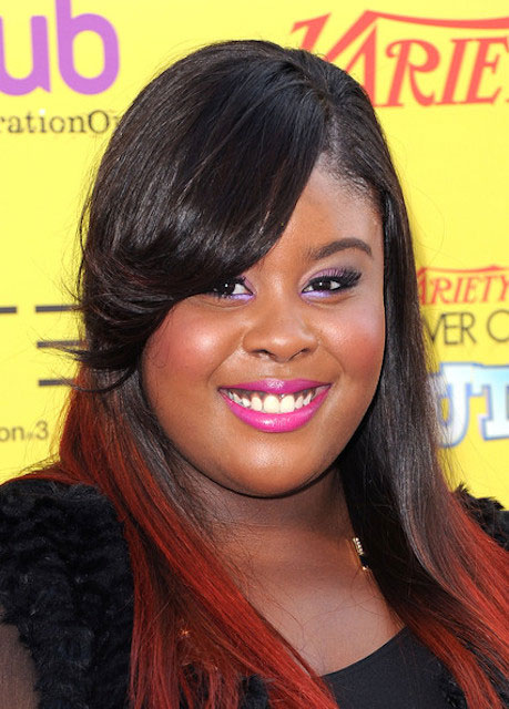 Raven Goodwin at Variety's 5th Annual Power of Youth Event.
